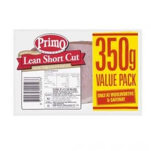 Primo Bacon Lean Shortcut