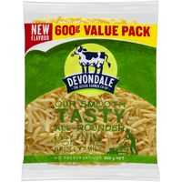 Devondale Shredded Tasty Grated Cheese