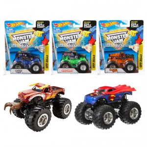 Hot Wheels Monster Jam Assorted