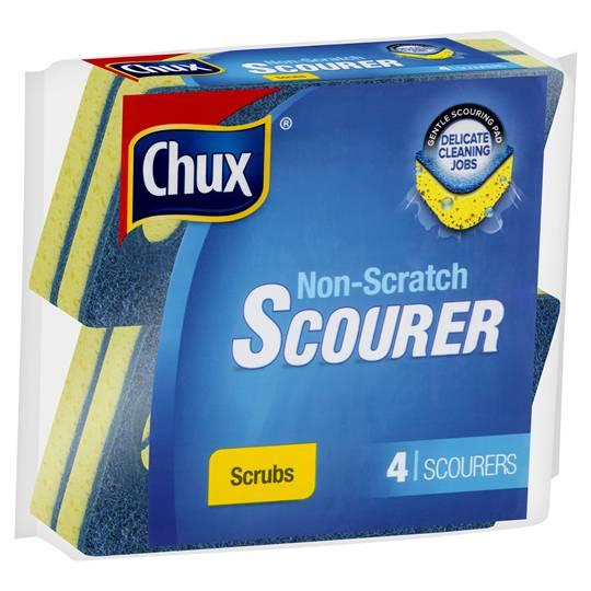 Chux Non Scratch Scourer Scrubs