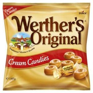 Werther's Original Cream Candies Classic
