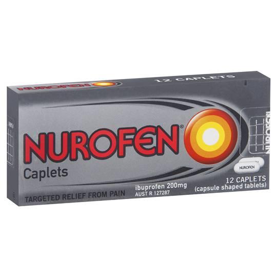 Nurofen Caplets