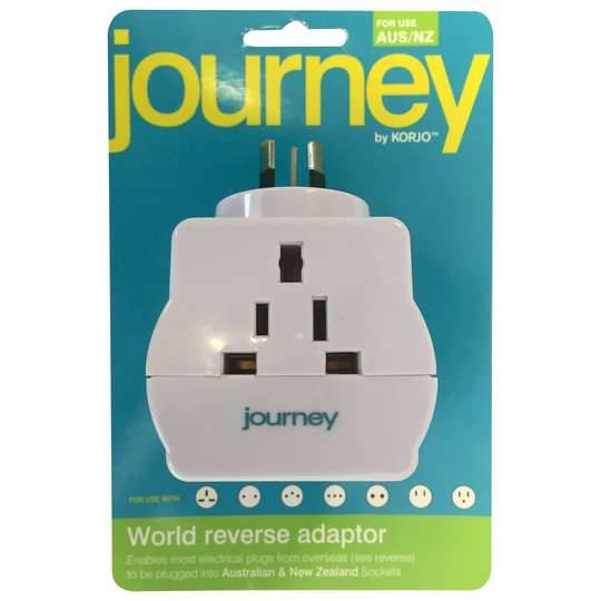 Korjo Journey Multi Reverse Adaptor