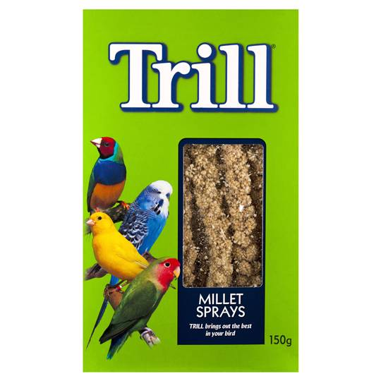 Trill Bird Millet Sprays