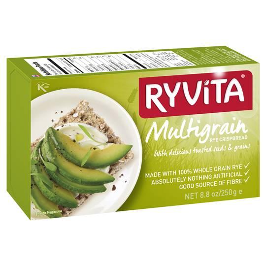 mom343701 reviewed Ryvita Multi Grain