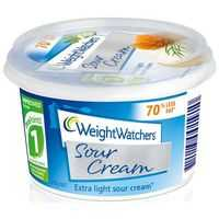 Weight Watchers Extra Lite Sour Cream