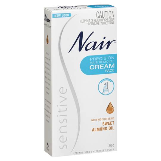 Nair Hair Removal Cream Facial Hair Remover Ratings Mouths Of Mums