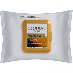 L'oreal Age Perfect Facial Wipes 25pk