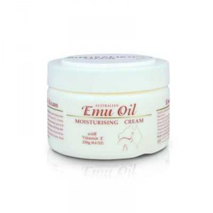 Australian Emu Oil Moisturising Cream With Vitamin E