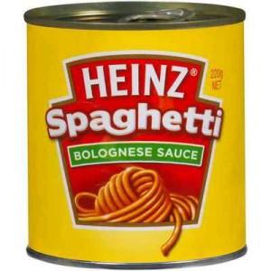 Heinz Spaghetti Bolognese Sauce
