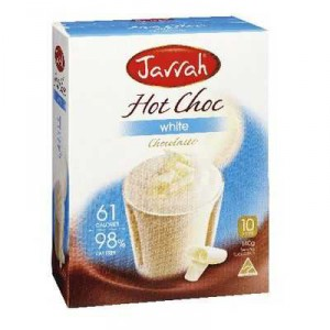 Jarrah Hot White Chocolate Sachets