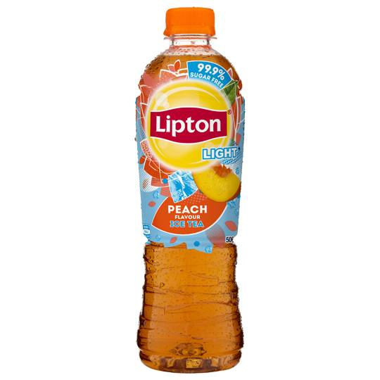Lipton Light Peach Ice Tea