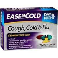 Ease A Cold Tablets Cough, Cold & Flu