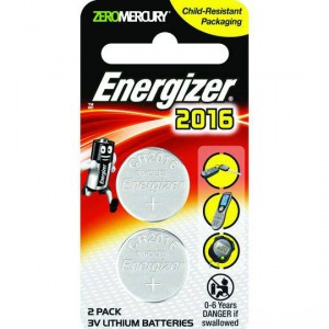 Energizer Lithium 3v Batteries Cr2016