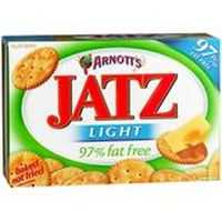 Arnott's Jatz Light 97% Fat Free