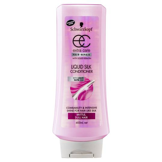 Schwarzkopf Extra Care Conditioner Liquid Silk