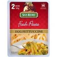 San Remo Fettuccine Traditional Egg