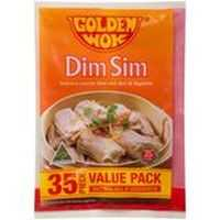 Golden Wok Asian Dim Sims Bonus Pack