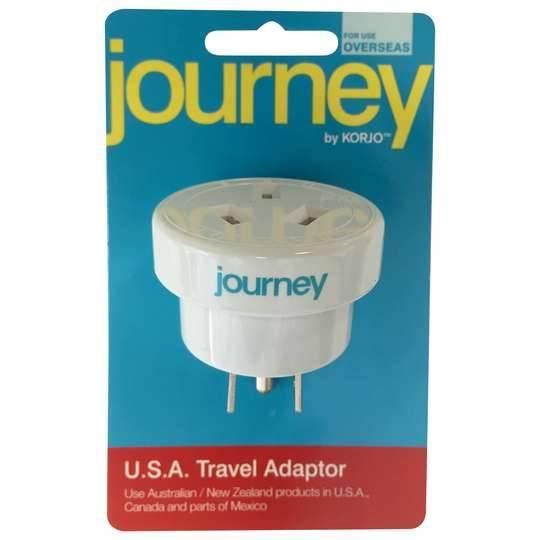 Korjo Journey Usa Adaptor