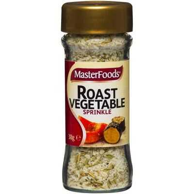 Masterfoods Seasoning Sprinkle Roast Vegetable