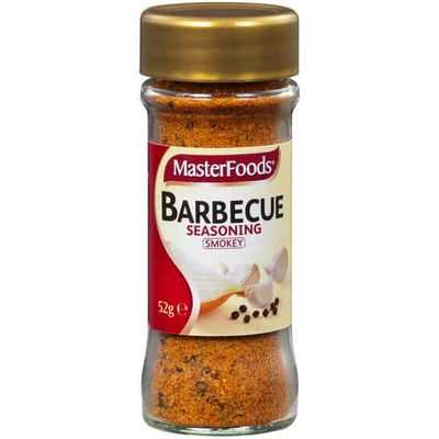Masterfoods Seasoning Bbq Smokey