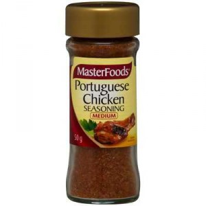 Masterfoods Seasoning Portugese Chicken