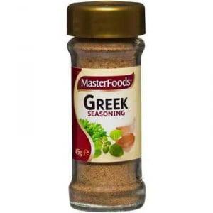 Masterfoods Seasoning Greek