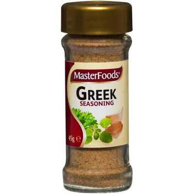 Masterfoods Seasoning Greek