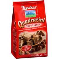 Loacker Quadratini Wafers Napolitaner