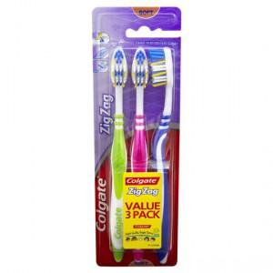 Colgate Zig Zag Toothbrush Flex Soft