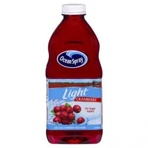 Ocean Spray Cranberry Light Jucie Drink