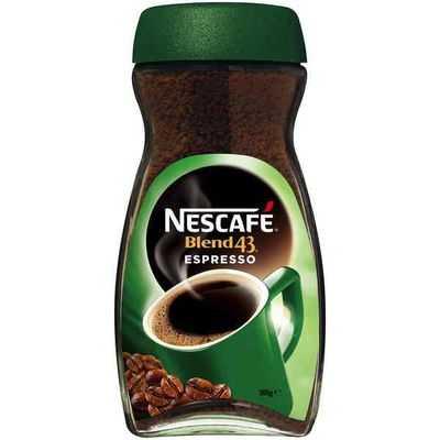 Nescafe Coffee Espresso