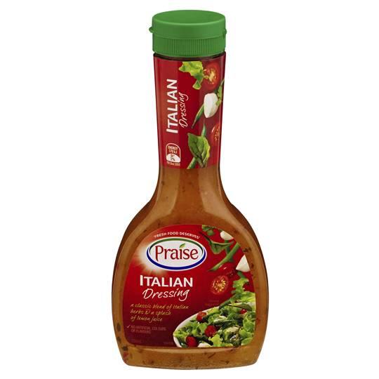 Praise Dressings Italian Original