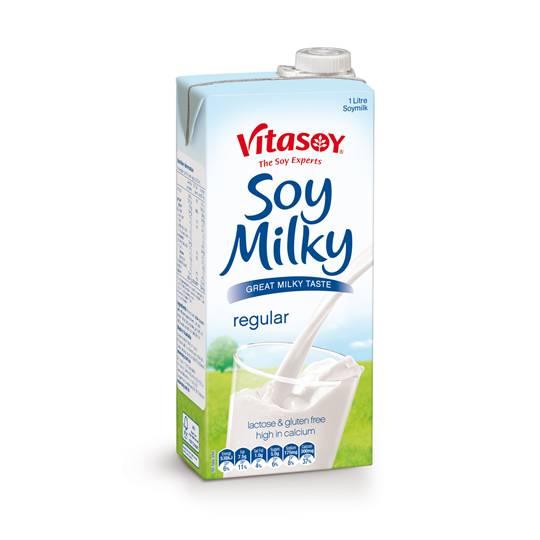 Vitasoy Soy Milky Regular