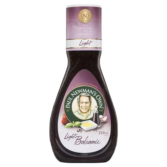 Paul Newmans Dressings Vinaigrette Light Balsamic