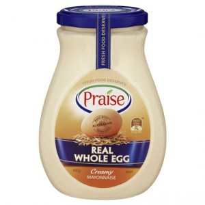 Praise Whole Egg Mayonnaise Mayonnaise