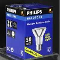 Philips Halogen Gu10 Downlight 50w 40degree 2pk