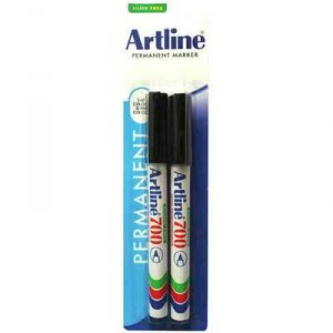 Artline Permanent Marker Black
