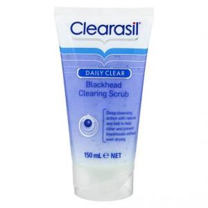 Clearasil Facial Scrub Blackhead Clearing