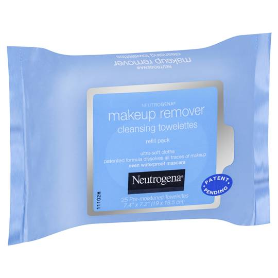 Neutrogena Make Up Remover Cleansing Towelettes