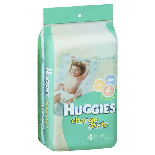 Huggies Change Mat 48x76cm