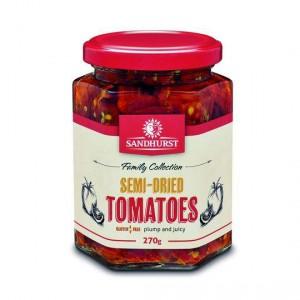 Sandhurst Tomatoes Semi Dried Canola Oil