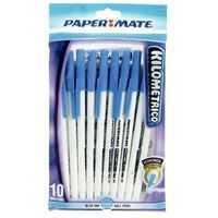 Papermate Kilometrico Pen Blue