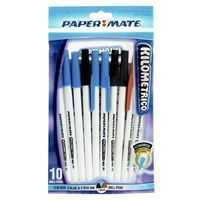 Papermate Kilometrico Pen Variety