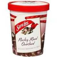 Sara Lee Ice Cream Indulgence Rocky Road Overload