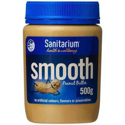 Sanitarium Smooth Peanut Butter