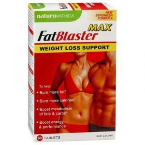 Fat Blaster Max Strength Tablets