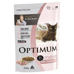 Optimum Senior Cat Food Chicken