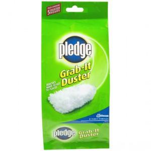 Pledge Dusting Grab It Refill