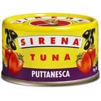 Sirena Tuna In Puttanesca